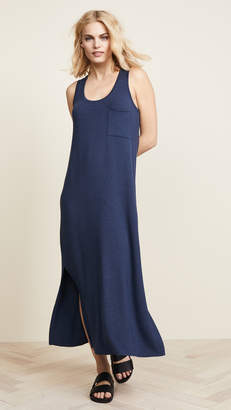 ATM Anthony Thomas Melillo Knit Racer Back Dress