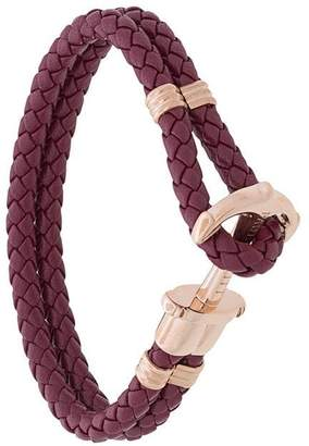 Paul Hewitt braided bracelet
