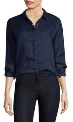Stateside Linen Oxford Shirt