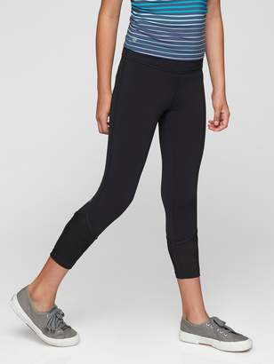 Athleta Girl Mind the Mesh Capri