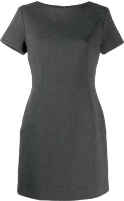 Dolce & Gabbana Pre-Owned 1990's shortsleeved straight dress