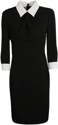 Moschino Fitted Midi Dress