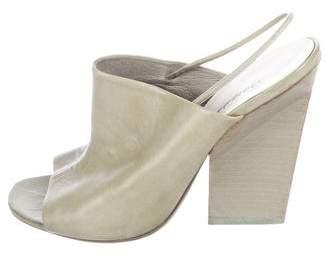 Marsèll Glove Slingback Sandals