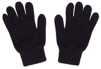 Burberry Kids' Wool & Cashmere Gloves