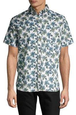 Surfsidesupply Palm Tree Shirt