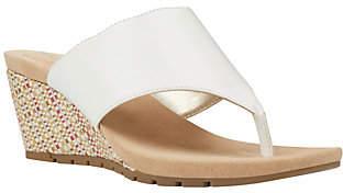Bandolino Casual Wedge Sandals - Sarita