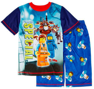 Lego LICENSED PROPERTIES Movie 2-pc. Pajama Short Set - Boys