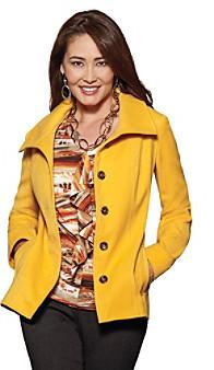Laura Ashley Cinch Back Jacket