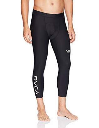RVCA Men's VA 3/4 Length Compression Pant
