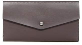 Lodis Blair Continental Leather Clutch