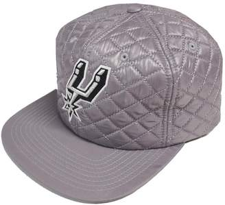 bb82a324228 Mitchell   Ness San Antonio Spurs VQ46Z Quilted Snapback Cap Basecap Kappe