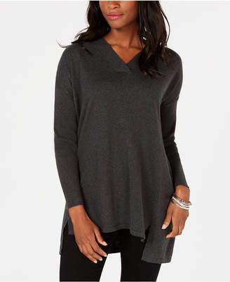 Style&Co. Style & Co High-low Over-sized Tunic Sweater, Created for Macy's