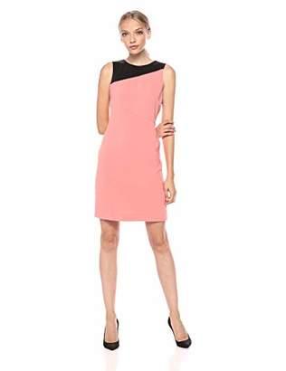 Armani Exchange A|X Women's Double Crepe Dress