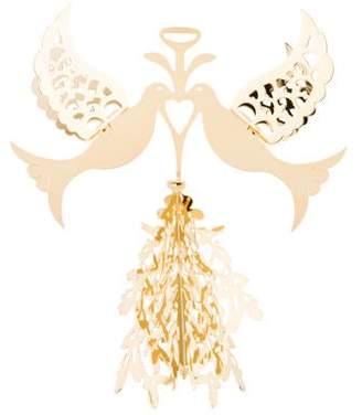 Georg Jensen Fir Tree & Doves Mobile Ornament