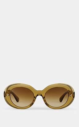Oliver Peoples Women's Erissa Sunglasses - Yellow