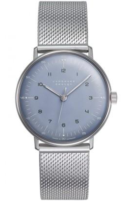 Junghans Ladies Max Bill Mechanical Watch 027/3600.44