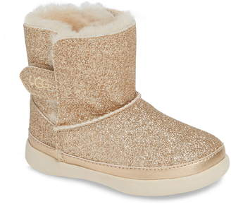 UGG Keelan Glitter Genuine Shearling Boot