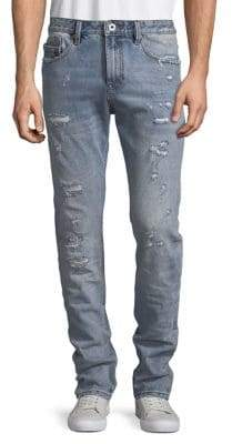 Cult of Individuality Rockabilly Slim Cotton Jeans