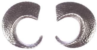 Clara Studio Hammered Abstract Earrings