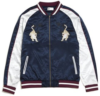 Standard Issue by Hyden Yoo Souvenir Jacket $99 thestylecure.com