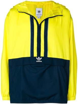 adidas Authentic pull-over jacket