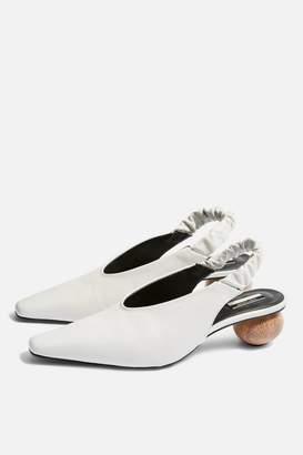 Topshop JASPER Slingback Shoes