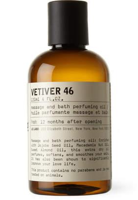 Le Labo (ルラボ) - Le Labo - Vetiver 46 Body Oil, 120ml
