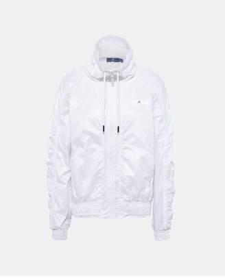 adidas by Stella McCartney White Barricade Jacket