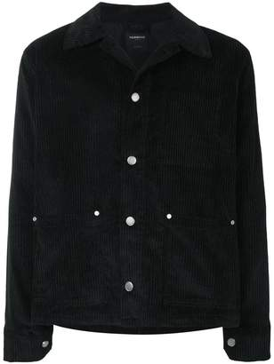 Tom Wood corduroy shirt jacket