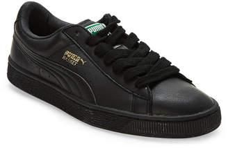 Puma Black Basket Classic Low-Top Sneakers
