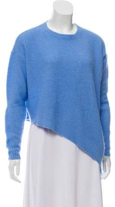Stella McCartney Cashmere Asymmetrical Sweater