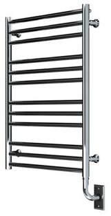 3.1 Phillip Lim Tuzio E4203 23.5 x in. Sorano Plug-In Towel Warmer - Chrome