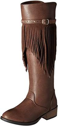 Kenneth Cole Reaction Girls' Downtown Fringe-K Boot
