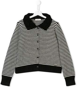 Twin-Set striped cardigan