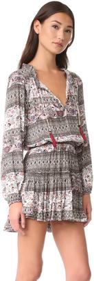 MISA Lorena Dress $216 thestylecure.com