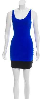 Alexander Wang Sleeveless Mini Bodycon Dress