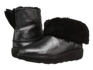 FitFlop Mukluk Shorty 2 Shimmer Boot Women's Boots