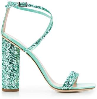 Giuseppe Zanotti Design Tara glitter sandals