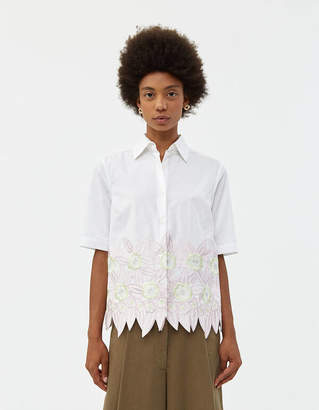Dries Van Noten Cakool Embroidered Blouse