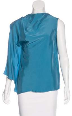 Roksanda Asymmetrical Sleeveless Top