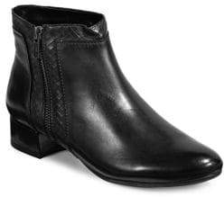 Rockport Total Motion Raina Leather Booties