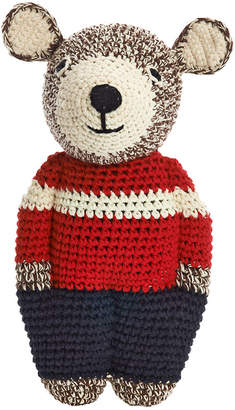 Anne Claire Petit Crochet Midi Teddy - Chocolate