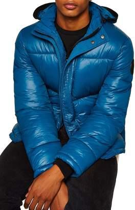 Topman Puffer Jacket