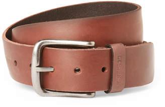 Joe's Jeans Burnished Leather Belt