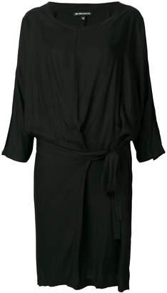 Ann Demeulemeester loose dress with belt