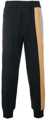 Marni colour block track pants