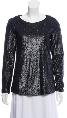 Rachel Zoe Sequin Embellished Top w/ Tags