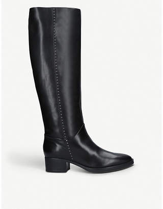 Carvela Wilmslow studded leather boots