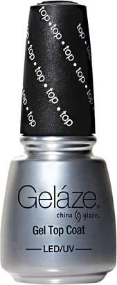 China Glaze Gelaze Top Coat