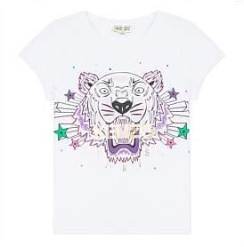Kenzo Tiger Seasonal Tshirt (4 Years)